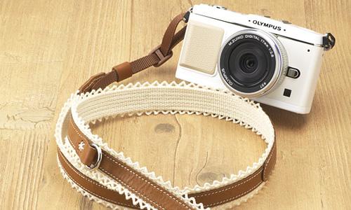 カメラ持つならこだわりたい!カメラストラップのすすめ