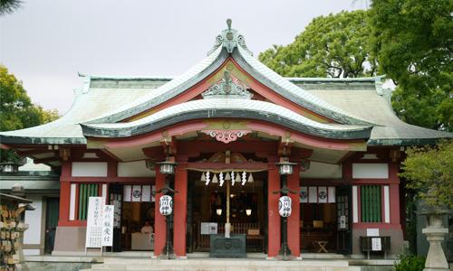 品川神社には富士山があるって知っていましたか?