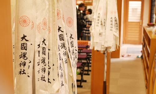 大國魂神社は強いけれど、優しいパワーで溢れています