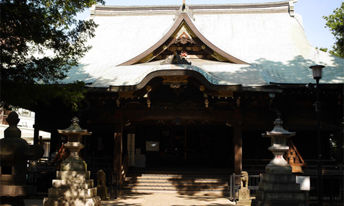 鬼子母神の伝説を辿って雑司ヶ谷の鬼子母神を訪ねてみました