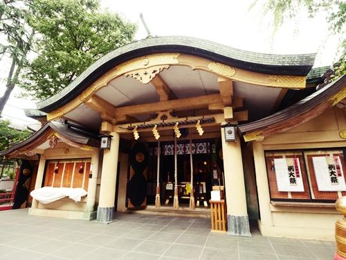 四谷 須賀神社は願いが叶うパワースポット!「君の名は」でも話題!