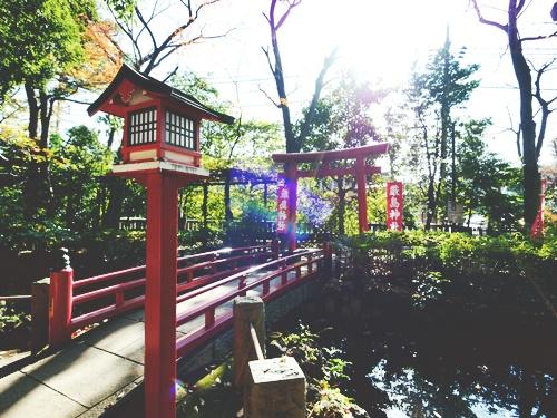 世田谷八幡宮で必勝祈願のご利益をもらおう!相撲との関係性とは?