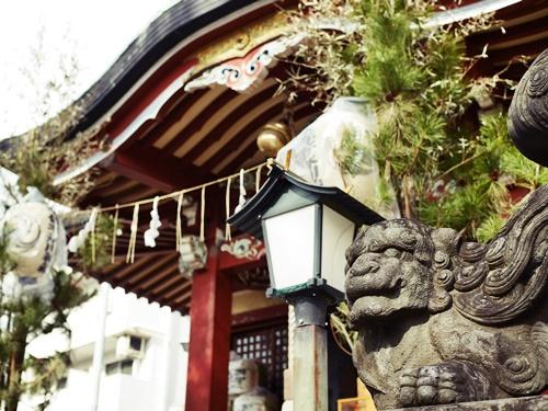 千住本氷川神社で力強いご利益を感じよう!御朱印はもらえる?