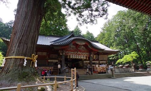 富士山を守る神社!陽と陰で対になっている浅間大社に行こう