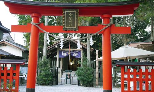 秩父今宮神社で龍神様の住み処をそっと見てみよう