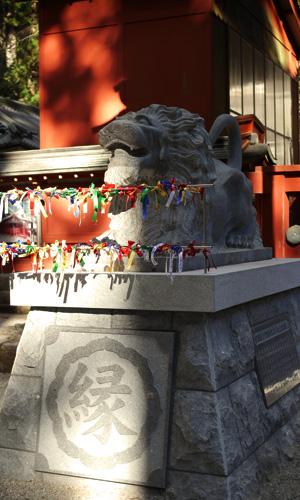 二荒山神社は結びのパワーが溢れるパワースポット