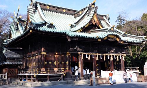 東京五社を巡って格式高い神社のパワーをいただこう!