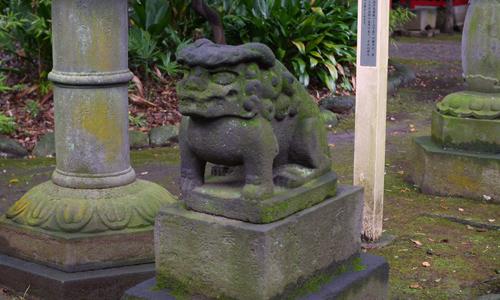 神社を守り続ける狛犬について考えてみた