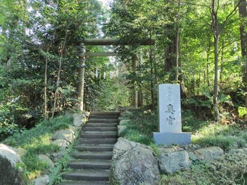 香取神宮の奥宮はパワースポット!鹿島神宮との関係は?