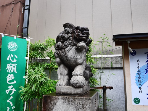 烏森神社で限定御朱印をゲットしよう!アクセス方法は?