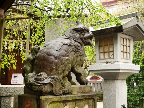 牛天神 北野神社は願いの叶うパワースポット!貧乏神の伝説とは?