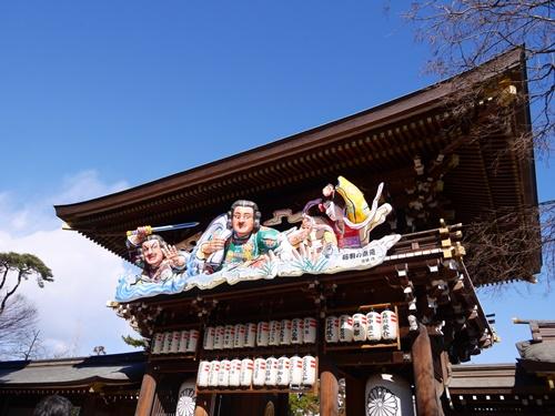 寒川神社は相模国一之宮であるパワースポット!厄除けには最強