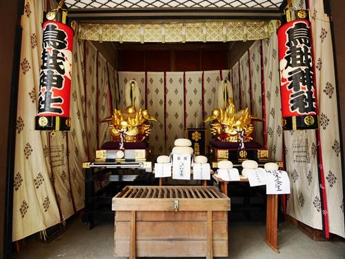 鳥越神社は歴史のあるパワースポット!鳥越祭で下町情緒を味わおう