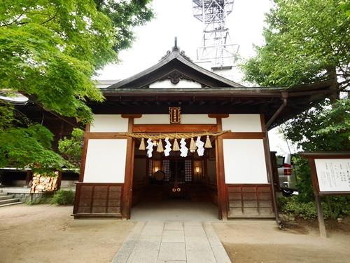 四柱神社は結びの神様が4人も!縁結びのご利益が絶大!