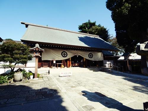 松陰神社の限定御朱印は月命日が狙い目!松陰先生に会いに行こう