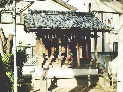 千住神社の恵比寿様にご利益をいただこう!足立区を守る氏神様