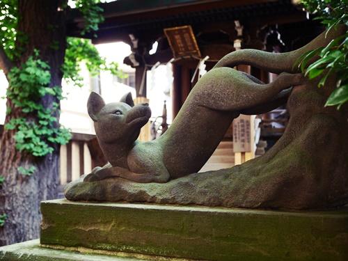 小野照崎神社は願いが叶うパワースポット!アクセスはどこから?