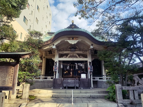 猿江神社は千年以上の歴史を持つご利益さん!限定御朱印をいただこう