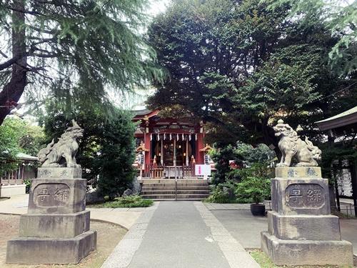 青山熊野神社は樹木の神様のご利益さん!御朱印もらえないって本当?