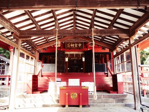 日光二荒山神社中宮祠でご利益をいただこう!男体山の浄化パワーも凄い!