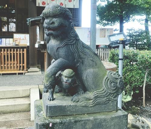 七社神社は安産・子宝祈願に効く!人気の華やかな御朱印も手に入れよう
